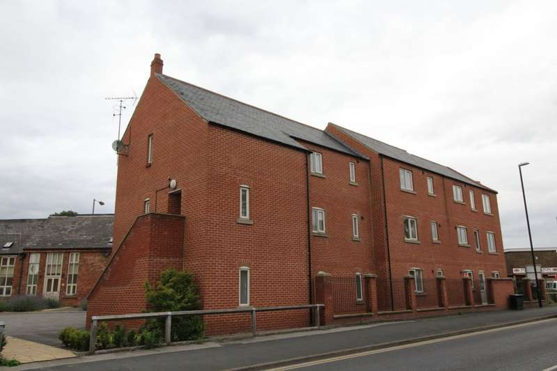 2 Bedrooms Flat for sale in Gowthorpe, Selby, YO8