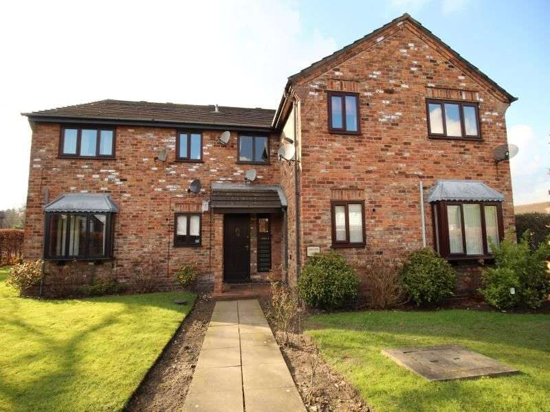 1 Bedroom Flat for sale in Kingston Court Lincoln Road, Wilmslow, SK9