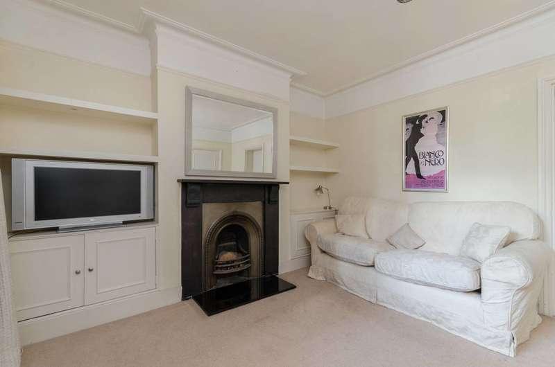 2 Bedrooms Flat for sale in Queens Club Gardens, Barons Court, W14