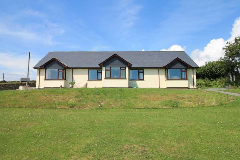 6 Bedrooms Detached Bungalow for sale in Parkers Cross, Looe