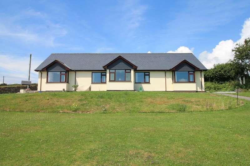 6 Bedrooms Detached Bungalow for sale in Parkers Cross, Looe