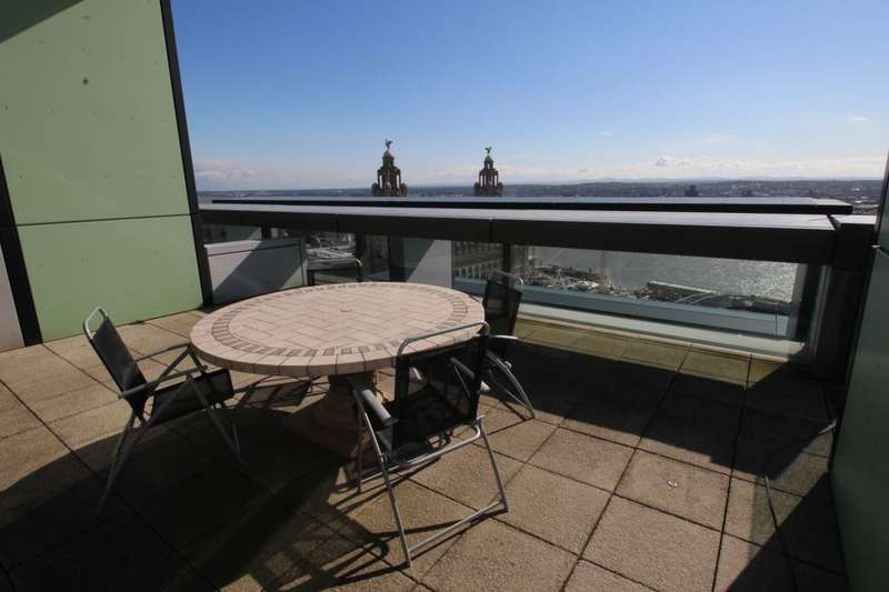 4 Bedrooms Flat for rent in Rumford Place, Liverpool, L3