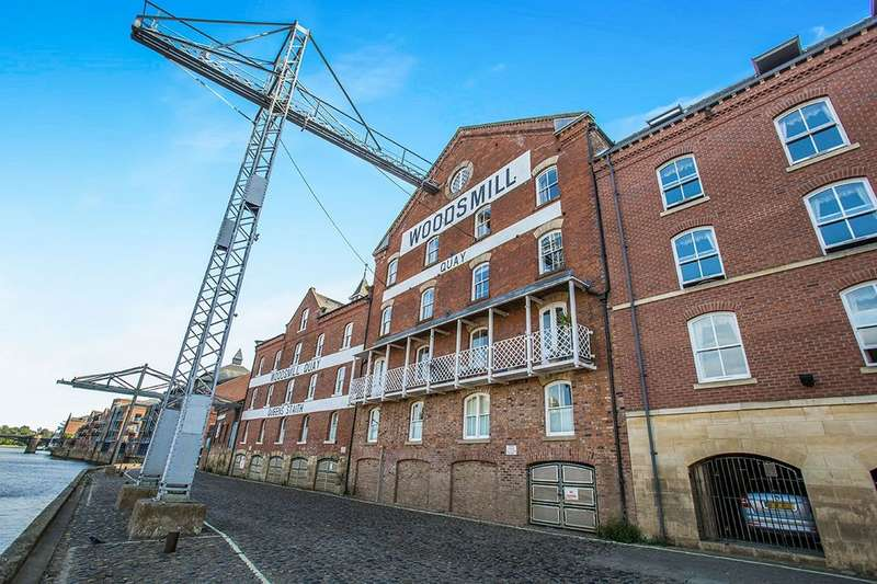 2 Bedrooms Flat for sale in Skeldergate, York, YO1