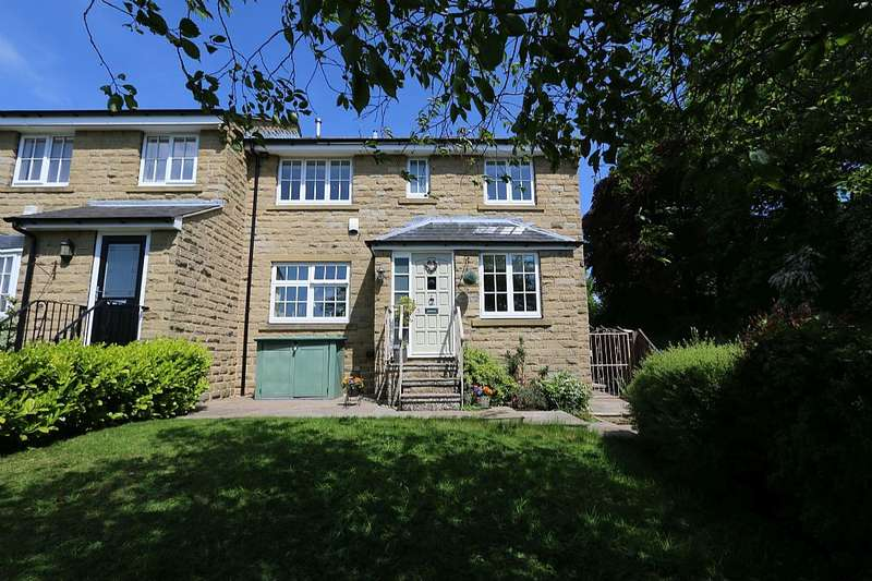 3 Bedrooms Semi Detached House for sale in Thorner, Leeds, West Yorkshire