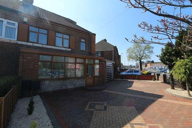 3 Bedrooms Semi Detached House for sale in Lea Village, Birmingham, West Midlands, B33 9SH