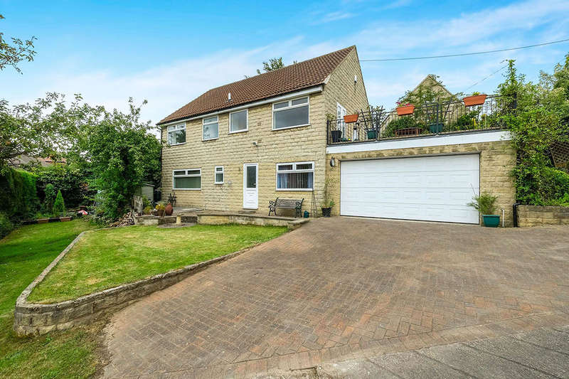 4 Bedrooms Detached House for sale in Hillside Cottage Lidster Lane, South Anston, Sheffield, S25