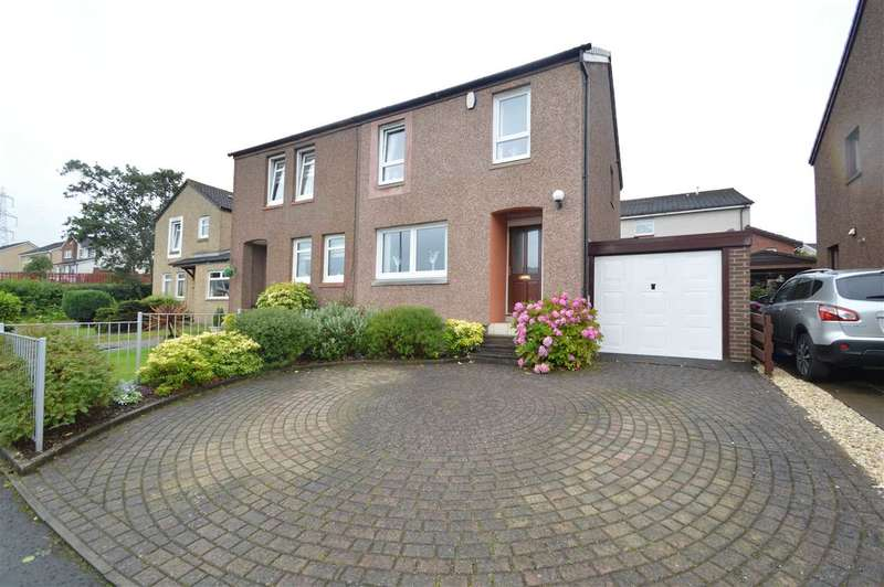 3 Bedrooms Semi Detached House for sale in Maybole Gardens, Hamilton