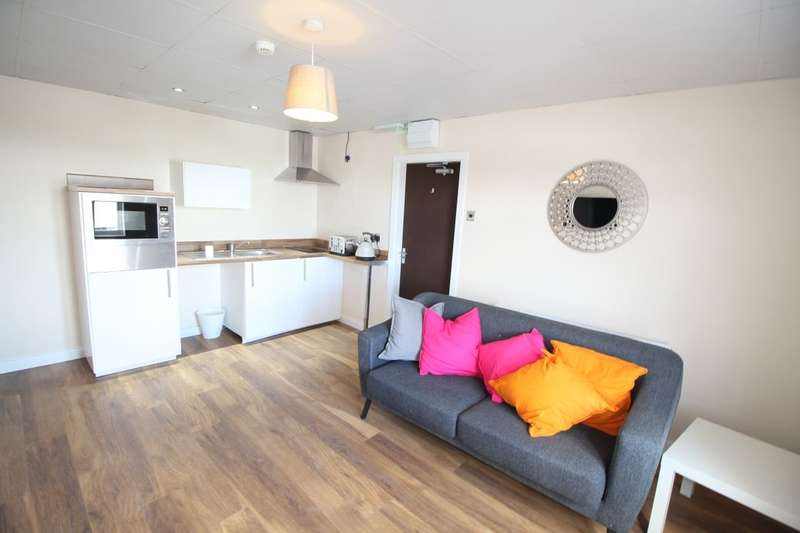1 Bedroom Flat for rent in Pipers Row, Wolverhampton, WV1