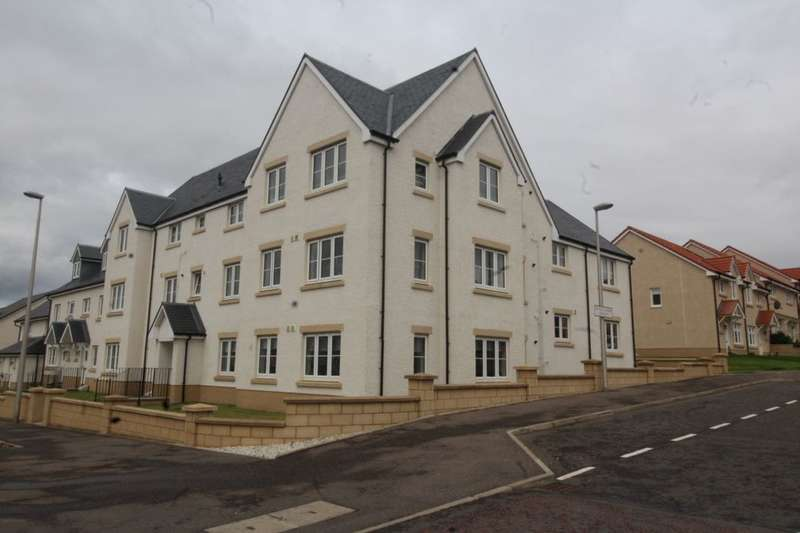 2 Bedrooms Flat for sale in Easter Langside Drive, Dalkeith, EH22