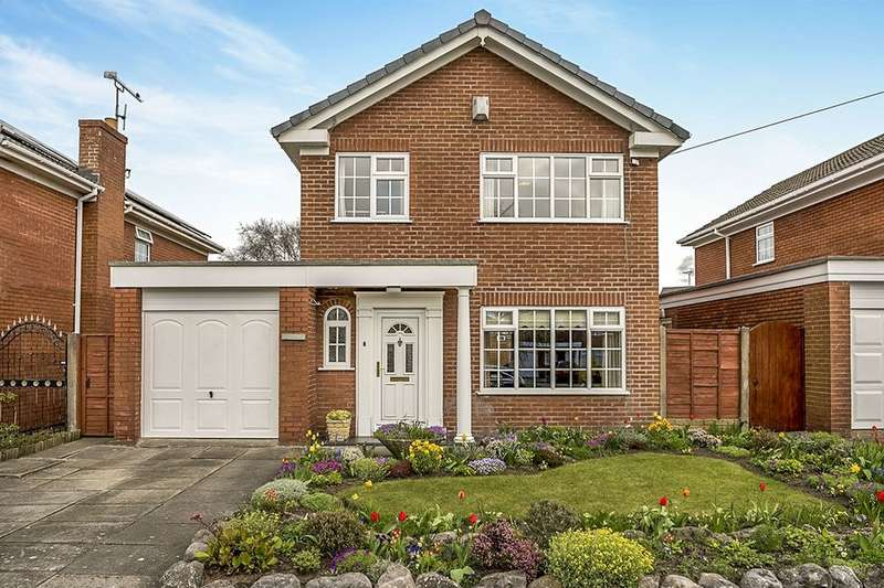 4 Bedrooms Detached House for sale in Stapleton Road, Formby, Liverpool, L37