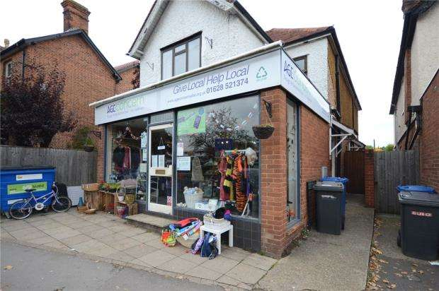Retail Property (high Street) Commercial for sale in Station Hill, Cookham, Maidenhead