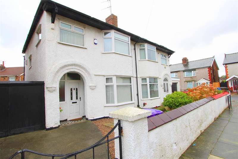 3 Bedrooms Semi Detached House for sale in Talbotville Road, Broadgreen, Liverpool