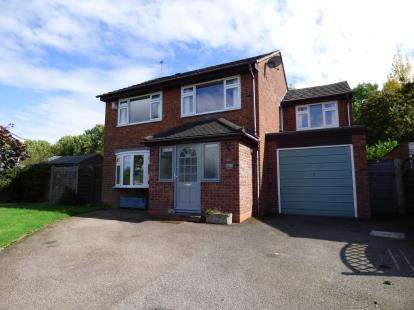 4 Bedrooms Detached House for sale in Stowe Drive, Southam, Warwickshire, England