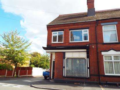 2 Bedrooms Terraced House for sale in Brick Kiln Street, Quarry Bank, Brierley Hill, West Midlands