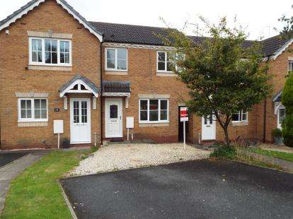 3 Bedrooms Terraced House for sale in Teddesley Way, Huntington, Cannock, Staffordshire