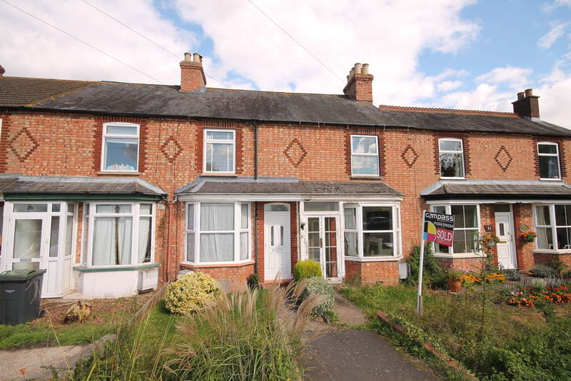 2 Bedrooms Terraced House for sale in High Road, Cotton End, MK45