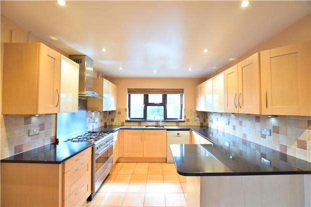 4 Bedrooms Detached House for sale in Kings Elm, Norton, Gloucester, GL2 9LZ