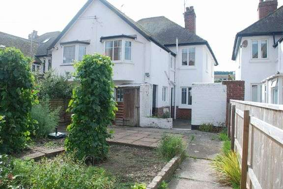 4 Bedrooms Semi Detached House for sale in Radway, Sidmouth