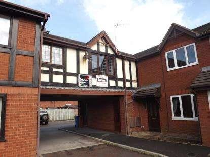 1 Bedroom Flat for sale in Sanderling Close, Thornton-Cleveleys, Lancashire, United Kingdom, FY5