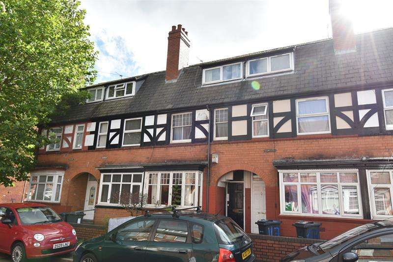 4 Bedrooms Terraced House for sale in Runcorn Road, Balsall Heath