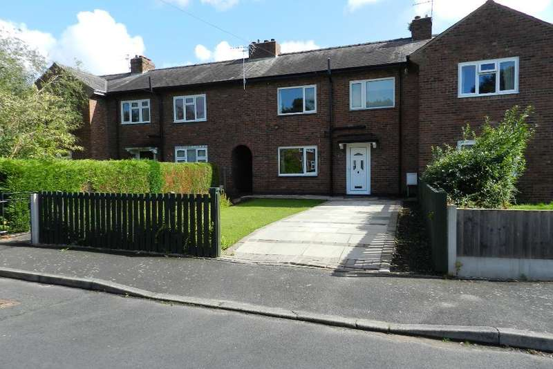 4 Bedrooms Terraced House for sale in Beech Ave, Culcheth, Warrington, WA3 4JF