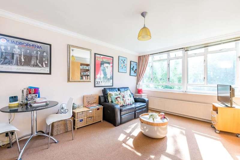 Studio Flat for sale in Churchill Gardens, Pimlico, SW1V