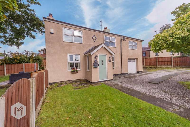3 Bedrooms Detached House for sale in Romford Street, Hindley, Wigan, WN2