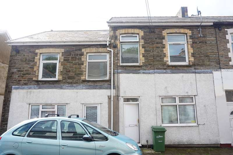 5 Bedrooms End Of Terrace House for sale in School Street, Elliots Town, New Tredegar, NP24
