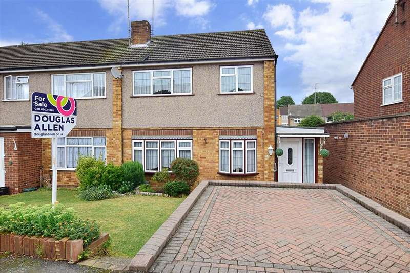 3 Bedrooms End Of Terrace House for sale in Honey Brook, Waltham Abbey, Essex