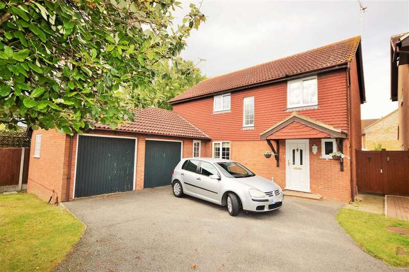 4 Bedrooms Detached House for sale in Friern Place, Wickford