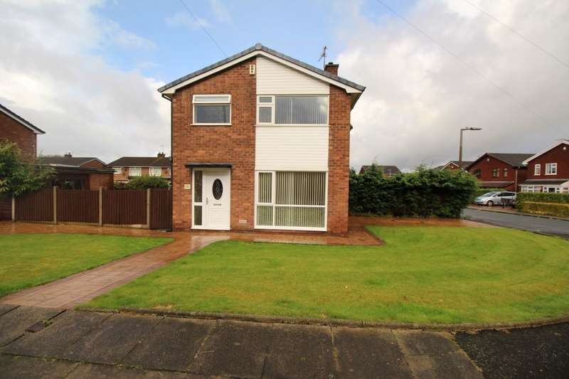 3 Bedrooms Semi Detached House for sale in Woburn Drive, Bury, BL9