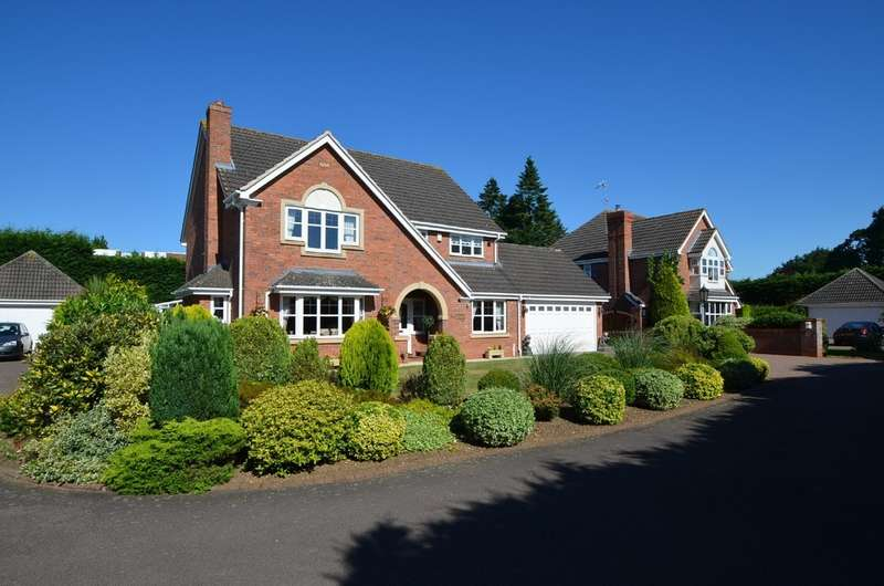 4 Bedrooms House for sale in Highgrove, Rugby