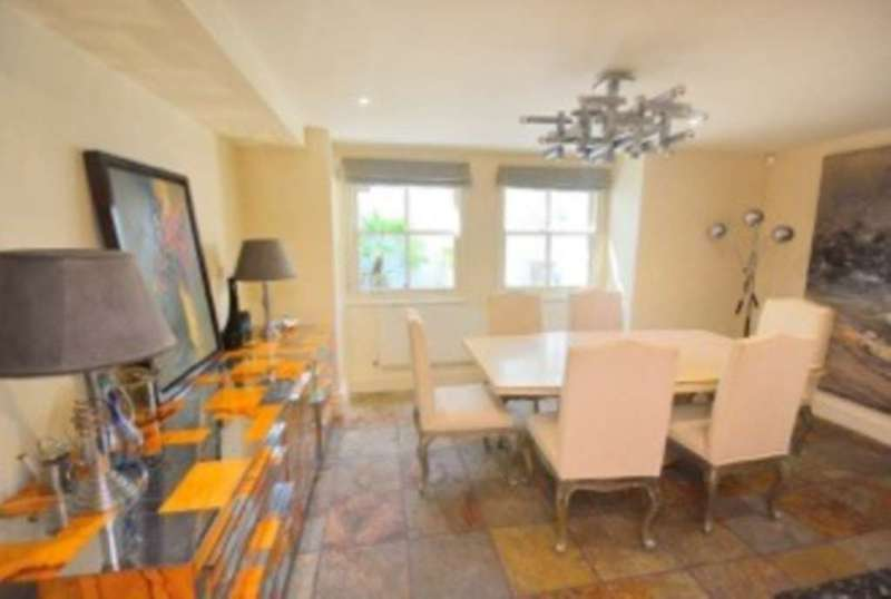 4 Bedrooms Apartment Flat for sale in Cranbury Road, Sands End, Fulham