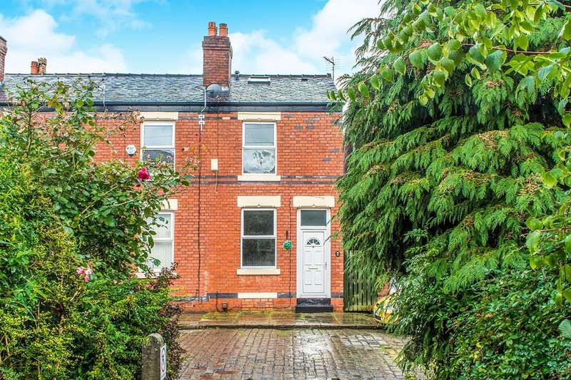 3 Bedrooms Terraced House for sale in Bury Street, Stockport, SK5