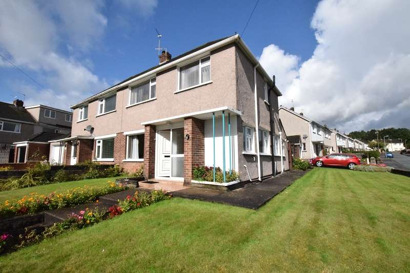 3 Bedrooms Semi Detached House for sale in Johnston Road, Llanishen, Cardiff. CF14 5HG