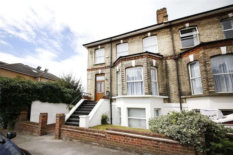 2 Bedrooms Maisonette Flat for sale in Versailles Road, London