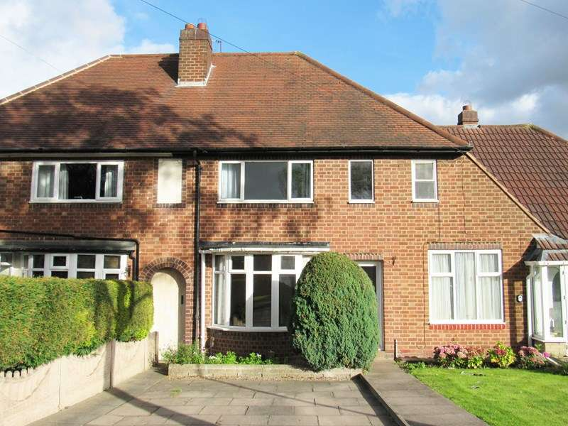 2 Bedrooms Terraced House for sale in Lyndon Road, Solihull