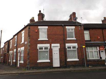 2 Bedrooms End Of Terrace House for sale in Summerbank Road, Stoke-On-Trent, Staffordshire