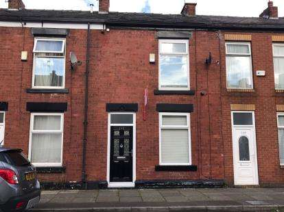 2 Bedrooms Terraced House for sale in Curzon Road, Ashton, Ashton-Under-Lyne, Greater Manchester