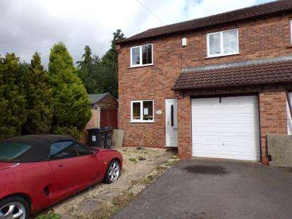 3 Bedrooms Semi Detached House for sale in Blakesley Mews, Yardley, Birmingham