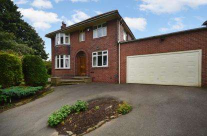 5 Bedrooms Detached House for sale in Mowson Lane, Worrall, Sheffield, South Yorkshire