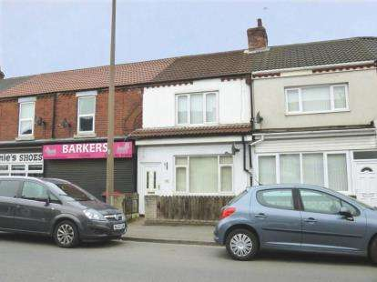 3 Bedrooms Terraced House for sale in Askern Road, Bentley, Doncaster