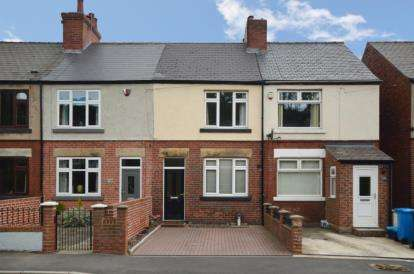 2 Bedrooms Terraced House for sale in Langsett Road South, Oughtibridge, Sheffield, South Yorkshire