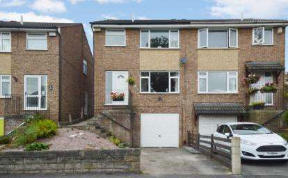 3 Bedrooms Semi Detached House for sale in Rippon Road, Sheffield, South Yorkshire