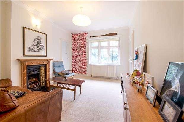 2 Bedrooms Flat for sale in The Green House, Augustus Road, LONDON, SW19 6EN