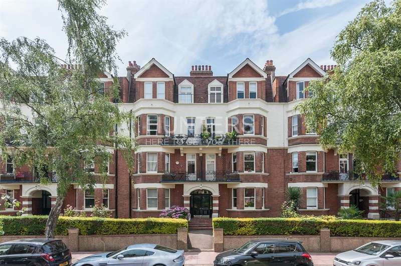 2 Bedrooms Apartment Flat for sale in Honeybourne Road, London, NW6 1HN