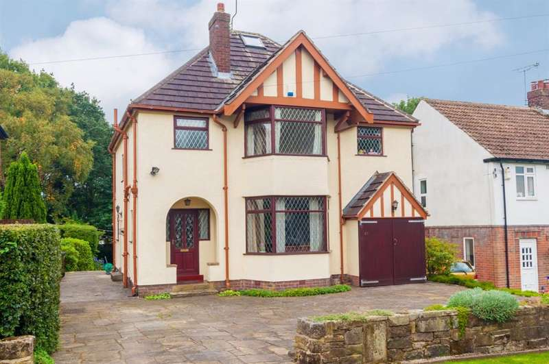 4 Bedrooms Detached House for sale in Moseley Wood Lane, Cookridge,LS16
