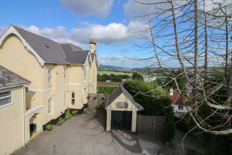 4 Bedrooms House for sale in Seymour Road, Newton Abbot