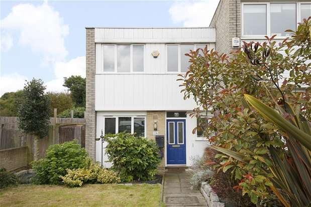 4 Bedrooms End Of Terrace House for sale in Hensford Gardens, Sydenham