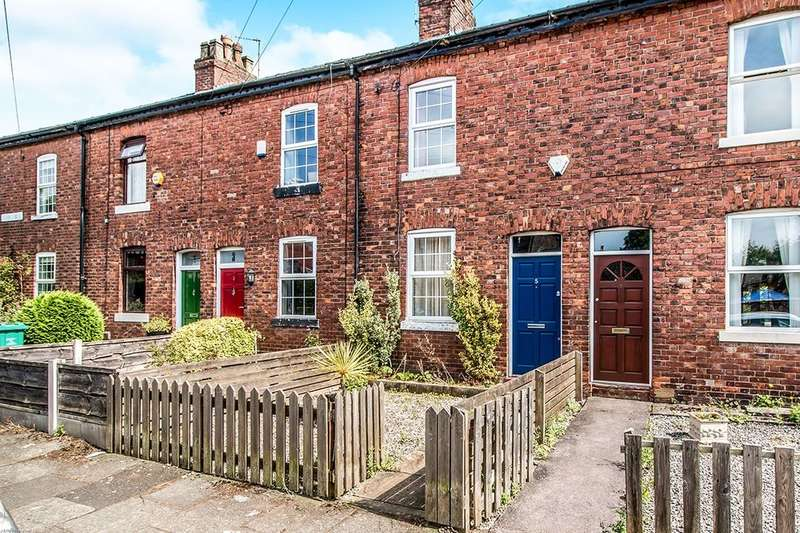 2 Bedrooms Terraced House for sale in Henwood Road, Didsbury/ Withington, Manchester, M20